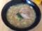 豚骨醤油ラーメン 140302