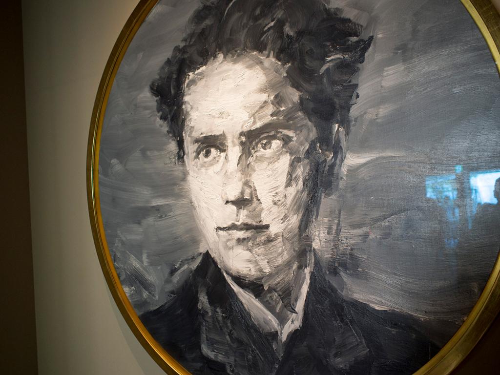 ルイ・ヴィトン肖像画