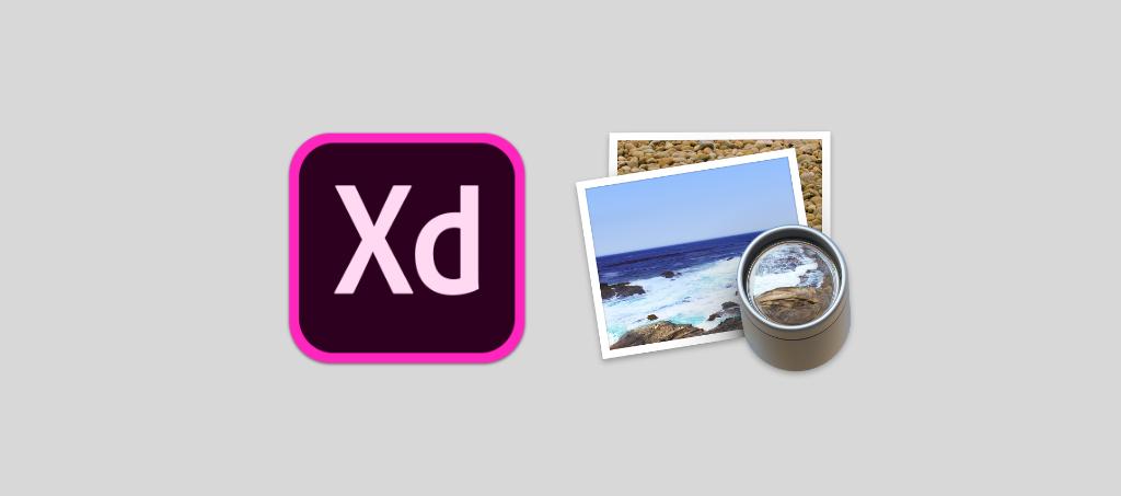 Adobe XDで書き出したPDF内のマスク済画像が、プレビュー.appだと反転表示されるバグを報告した