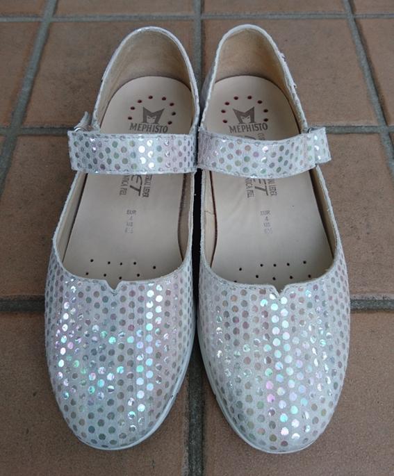 画像 白い靴 メフィスト