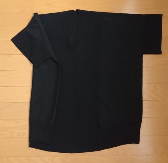 画像 センソユニコの黒いセーター