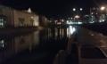 小樽運河の夜景-1
