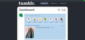TumblrDashboard