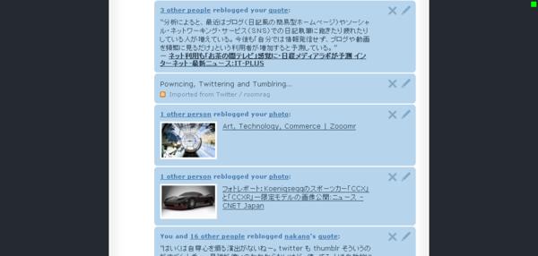 TumblrReBlogging