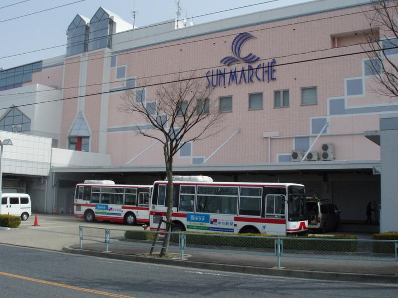 個別「[バス]高蔵寺ニュータウン...