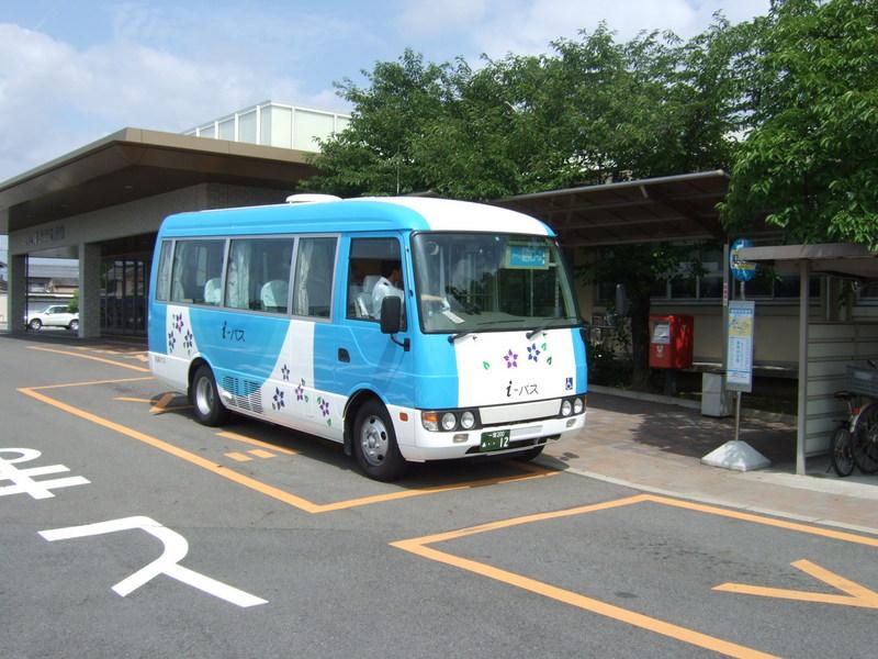 個別「[コミュニティバス]一宮市i-バス車両」の写真、画像 - 路線図 ...