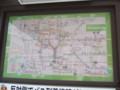 前橋市 本町停留所路線図