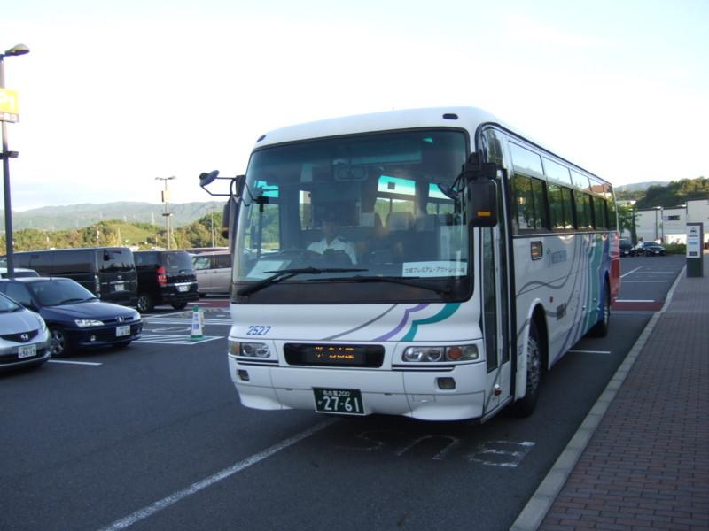 個別「[バス]名鉄バス 土岐プレミアムアウトレット号」の写真 ...