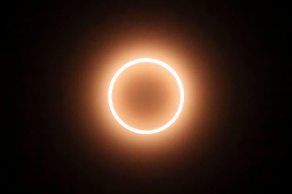 2020年6月21日夏至・金環日食・蟹座新月