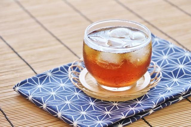 冷た~い麦茶