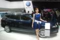 フォルクスワーゲン 東京モーターショー2011 遠藤ゆきえさん