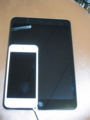 iPod touchとiPad mini
