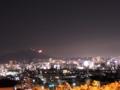 三日月 皿倉山 小倉市街