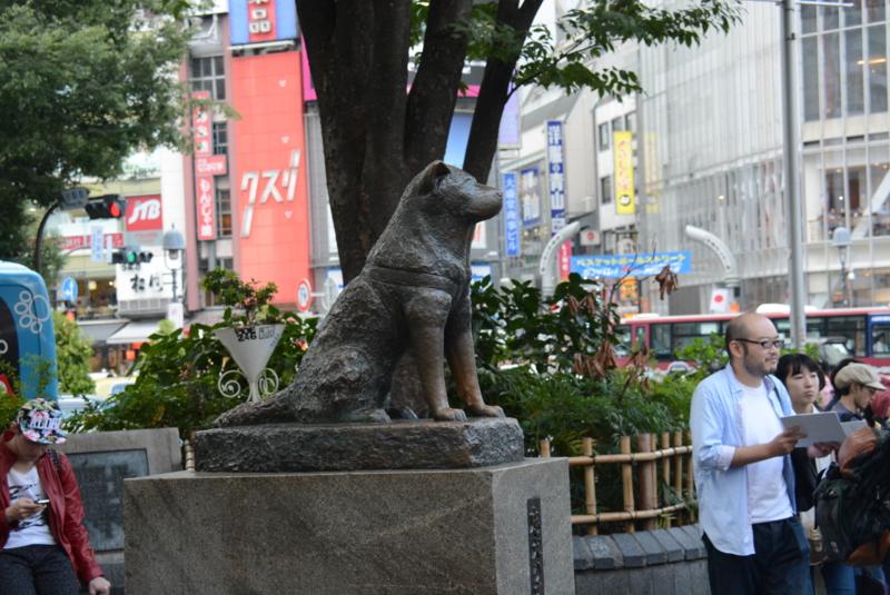 渋谷 ハチ公