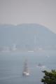 日本丸 関門海峡 門司