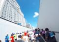 2014北海道マラソン 創成トンネル