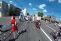 2014北海道マラソン アンパンマン
