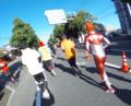 ウルトラマン 2014青島太平洋マラソン
