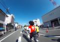 カーリーヘアー 2014青島太平洋マラソン