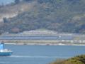 関門海峡 太陽光発電