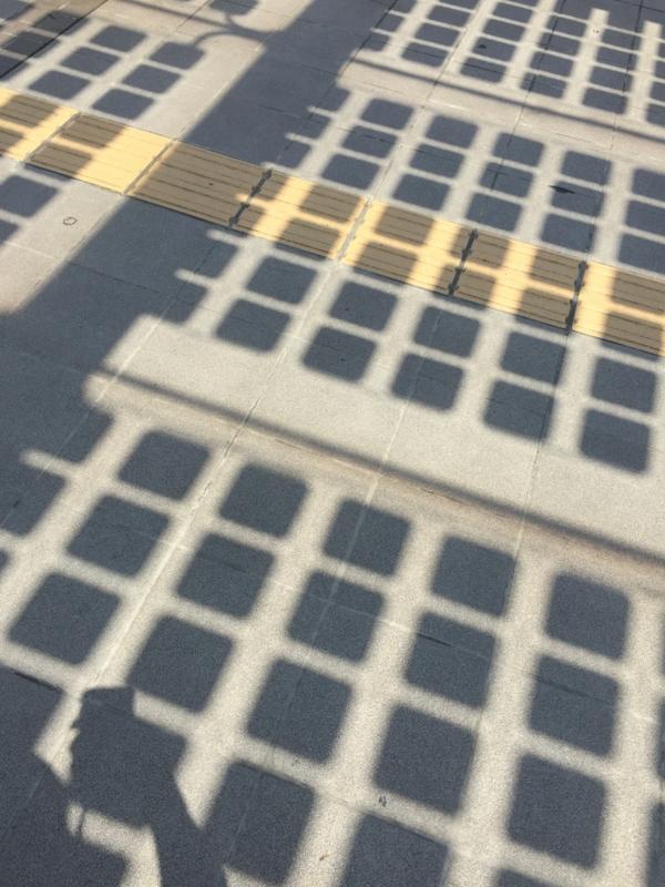 小倉駅前 太陽光発電