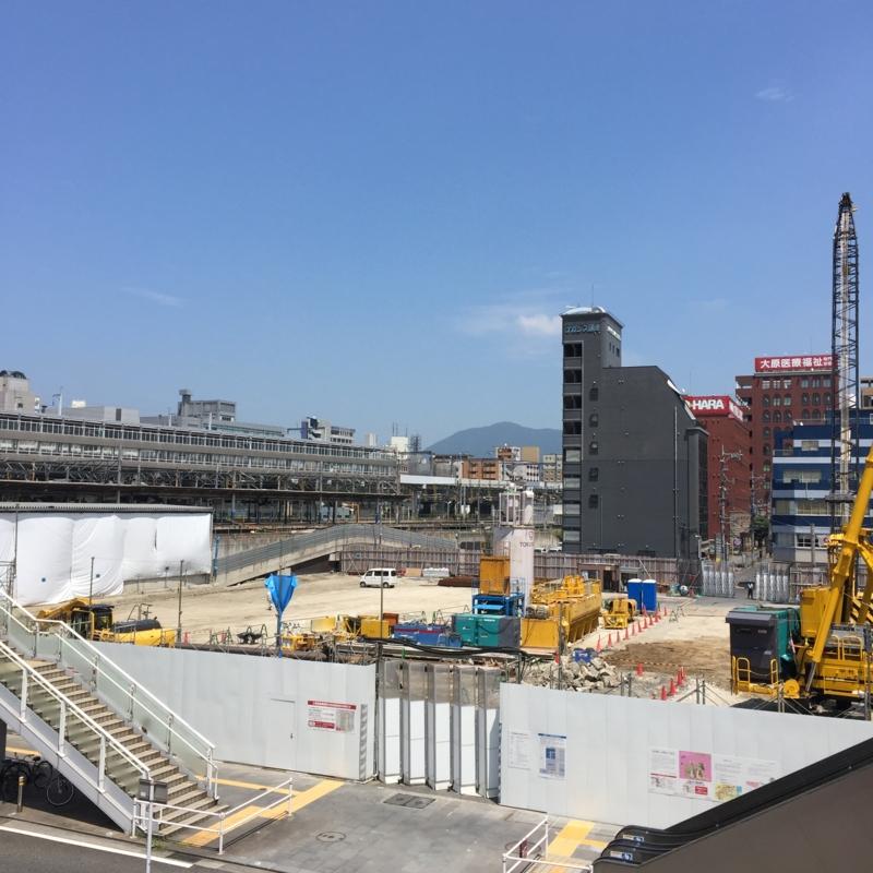 小倉駅 南口東再開発