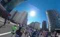 北海道マラソン2016 幌平橋