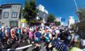 北海道マラソン2016 平岸通り
