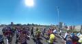 北海道マラソン2016 南7条橋