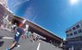 北海道マラソン2016 札幌新道