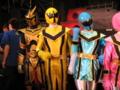 [ゲキレンジャー][マジレンジャー][ゴーオンジャー][炎神戦隊ゴーオンジャ][獣拳戦隊ゲキレンジャ][魔法戦隊マジレンジャ][ステージショウ][スーパー戦隊シリーズ]