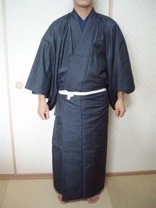 着物の着方6