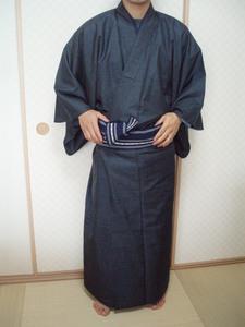 着物の着方7