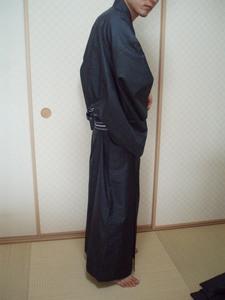 着物の着方8