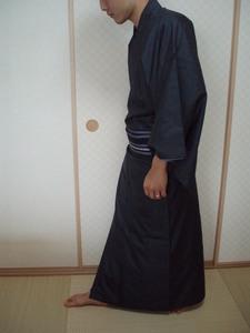 着物の着方9