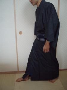 着物の着方11