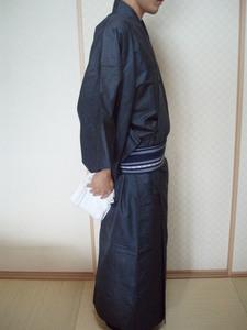 着物の着方15