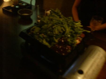 鉄鍋「牛鍋」その1