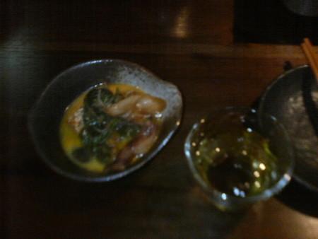 牛鍋with緑茶梅酒