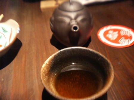 ゴーヤ茶と急須