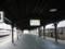 JR門司港駅ホーム