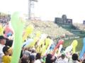 甲子園ジェット風船の舞