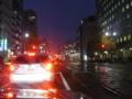 広島市街地ドライブ