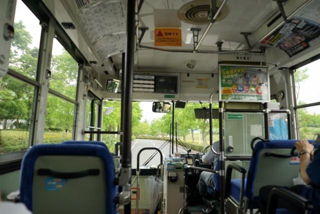 バスのワイパー