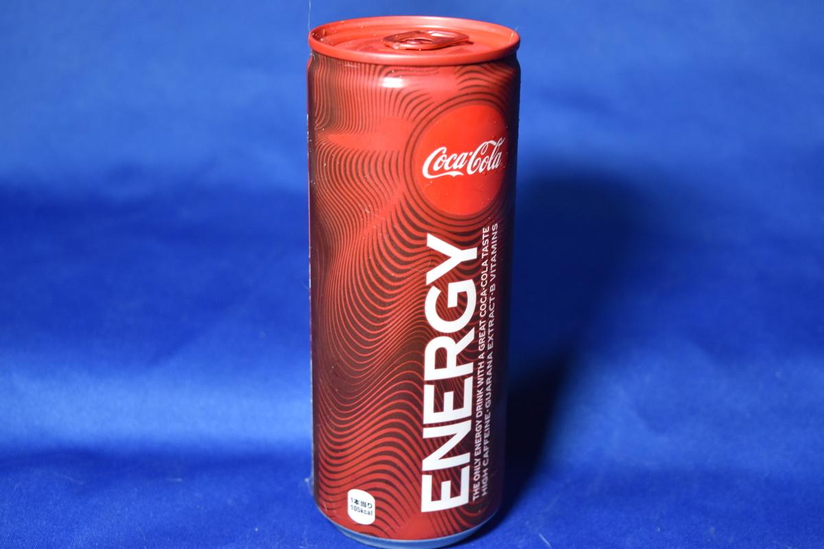 コカ・コーラエナジー250ml缶