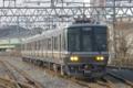 [鉄道][電車][JR西日本][おおさか東線][試運転][223系]