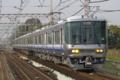 [鉄道][電車][JR西日本][阪和線][223系]