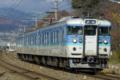 [鉄道][電車][JR東日本][しなの鉄道][115系]