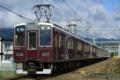 [鉄道][電車][阪急電鉄][阪急嵐山線][阪急8300系]