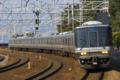 [鉄道][電車][JR西日本][山陽本線][223系]223系2000番台 須磨〜塩屋間にて